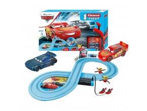 Autodráha Carrera FIRST Cars - Power Duell 2,4m