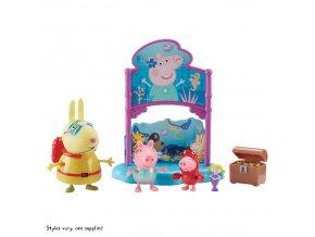 Peppa Pig sada Svět pod vodou 3 figurky a doplňky