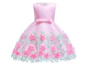 2019 Kids Tutu Birthday Princess Party Dress for Girls Infant Lace Children Bridesmaid Elegant Dress for 11