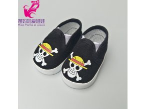 High quality doll shoes for 43CM baby new born doll shoes 18 girl doll sport shoes 5