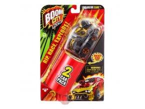 Boom City Racers - ROAST'D! X dvojbalení, série 1