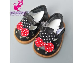 High quality doll shoes for 43CM baby new born doll shoes 18 girl doll sport shoes 7