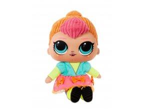L.O.L. Surprise! Plyšová panenka - Neon QT