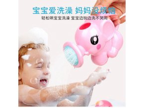 Hot new summer children s play water beach toys Bathroom bath parent child interactive shower water 4