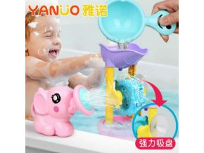 Hot new summer children s play water beach toys Bathroom bath parent child interactive shower water 0