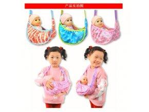 Nosítko pro panenky velikosti 35 cm