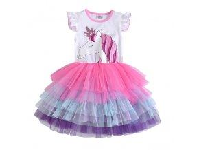 Dxton Kids Girl Dress Tutu Princess Dress 2019 Sequin Children Vestidos Summer Kids Dress for Girl 11