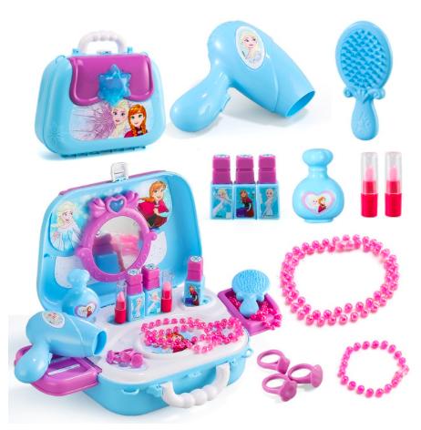 Kosmetický kufřík Frozen & Minnie Varianty: Ledové království