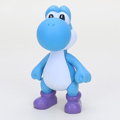"""Figurka ze hry Mario """"YOSHI"""" Barvy: Modrá"""