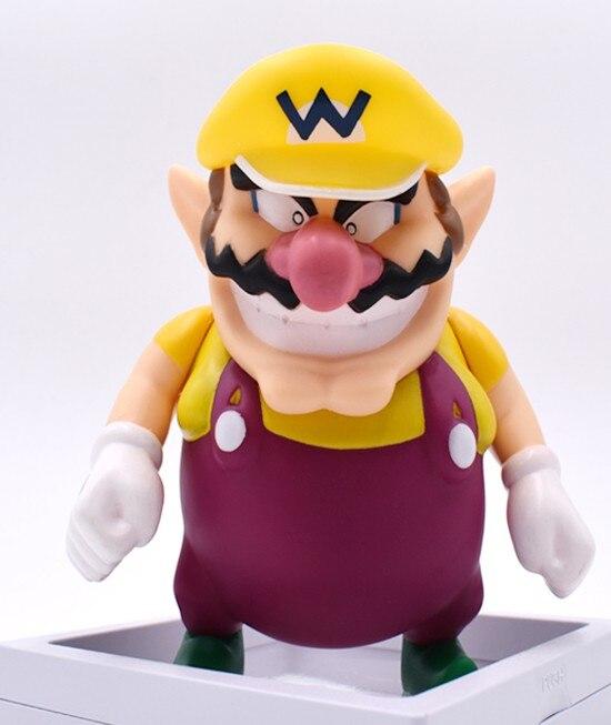 "Figurka ze hry Mario ""MIX"" Motiv: Wario"