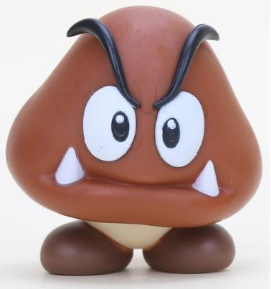 """Figurka ze hry Mario """"MIX"""" Motiv: Goomba"""