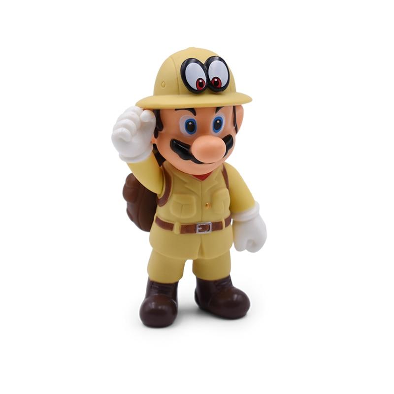 "Figurka ze hry Mario ""MARIO"" Motiv: Žlutý Mario"