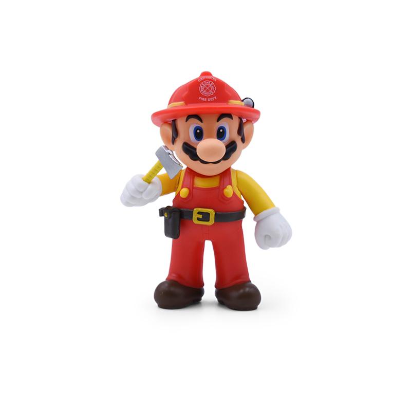 """Figurka ze hry Mario """"MARIO"""" Motiv: Mario s kladívky"""