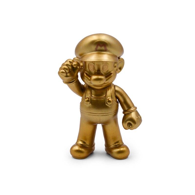 """Figurka ze hry Mario """"MARIO"""" Motiv: Zlatý Mario"""