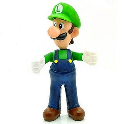 "Figurka ze hry Mario ""LUIGI"" Varianty: 2"
