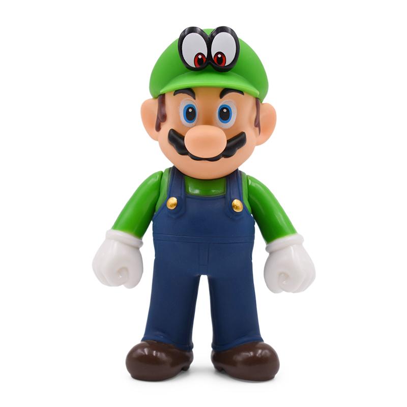 "Figurka ze hry Mario ""LUIGI"" Varianty: 3"