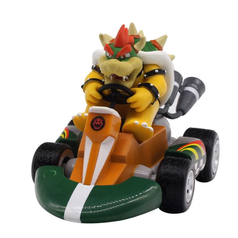Figurky na motokárách ze hry Mario Motiv: Bowser