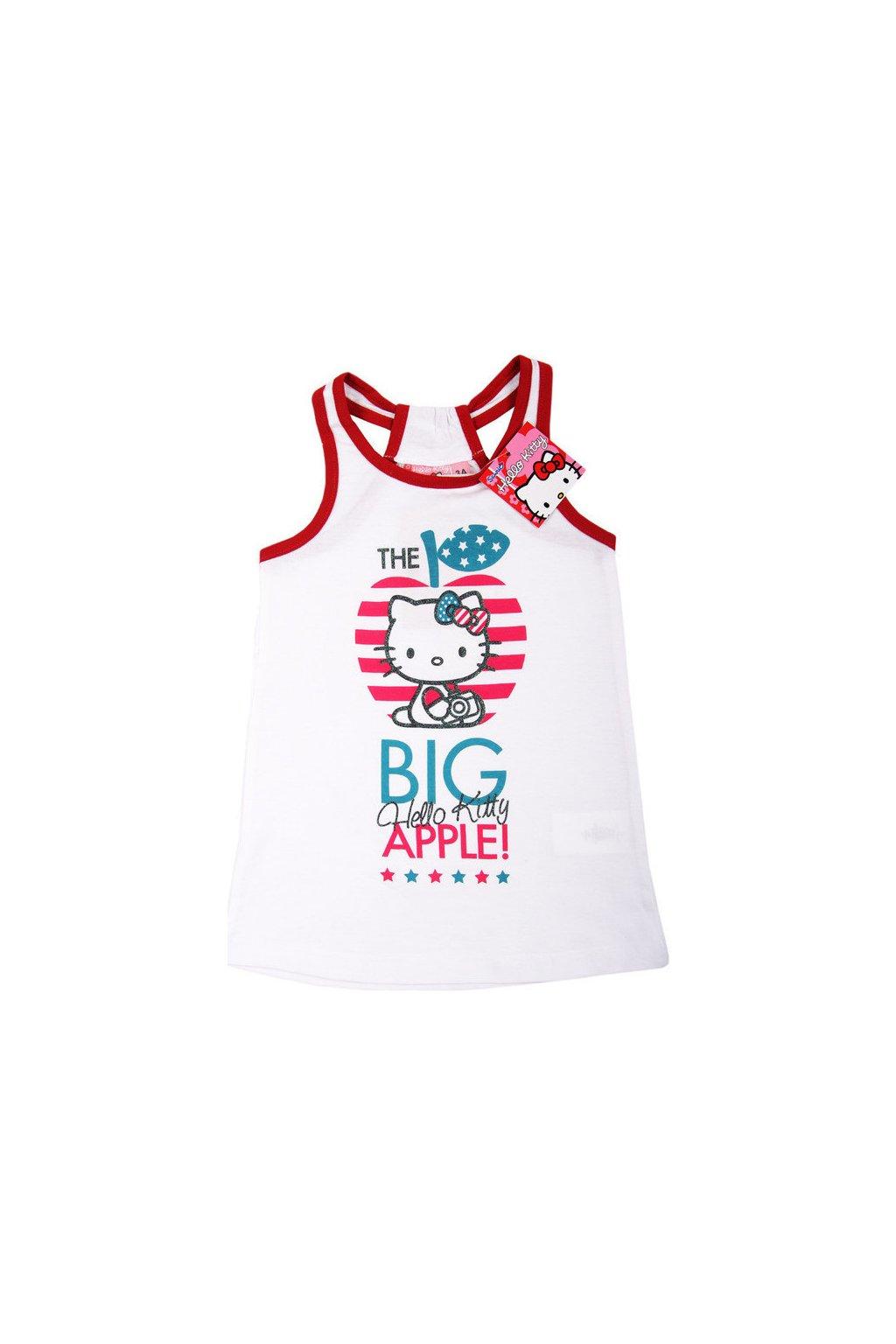 Hello Kitty dětské bílé šaty Možnosti velikostí: 98