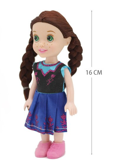 Panenka ANNA (16 cm) Ledové království