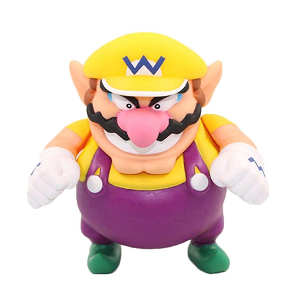 Figurka ze hry Mario MIX Varianty: Wario
