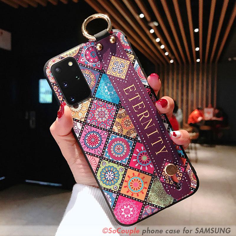 Samsung barevný kryt s páskem Obrázek: Note 9, Model telefonu: Eternity 2