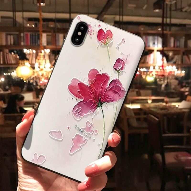 Samsung reliéfní kryt KVĚTY Obrázek: růžový vlčí mák 2, Model telefonu: Note 10
