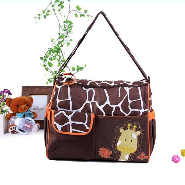 Přebalovací taška Zvířátka Motiv: M 2