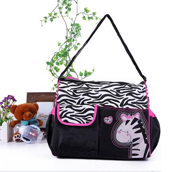 Přebalovací taška Zvířátka Motiv: M 4