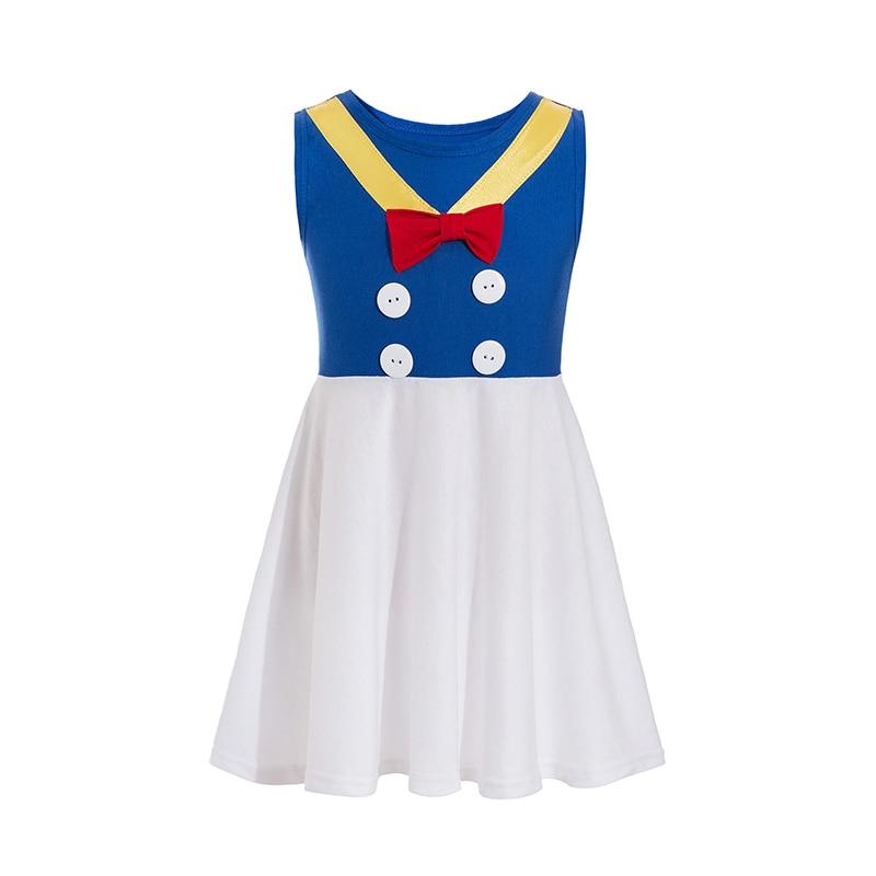 Krátké letní pohádkové šaty Věk: 3T, Motiv: 3 modro-bílé s motýlkem