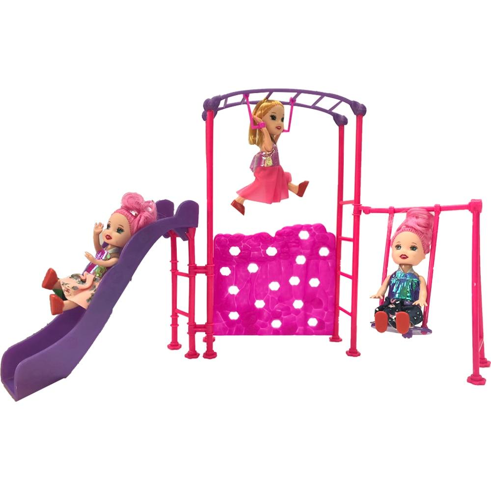 Dětské hřiště pro panenku Barbie