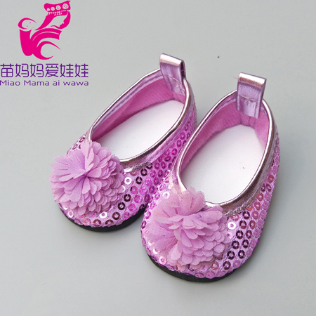 366aa0fe55 Baleríny s květinou zip pro American girl a Baby Born 43-45 cm Barvy
