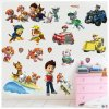 Real Cartoon For Children PAW Patrol PVC Waterproof 3D Stickers Home Decoration Background Wall Decoration of 4