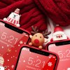 5 Cartoon Couple Fashion Case For iPhone XR 11 Pro XS Max X 5 5S Silicone Matte (1)