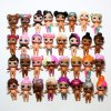 1 3pcs Random Genuine LOL surprise dolls Original lols dolls surprise action toys dolls for girl s