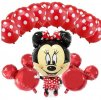 Narozeninový balónkový set s Mickey / Minnie