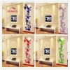 Flower Vine Wall stickers home decor large paper flowers living room bedroom wall decor sticker on 6