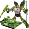 JINJIANG 19cm Height Transformation Deformation Robot Toy Action Figures Toys without original box (1)