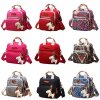 Brand Multifunction Diaper Bag Backpack Mother Care Hobos Bags Baby Stroller Bags Nappy Bag for Mom 2