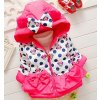 New Girls jackets fashion Minnie cartoon Clothing coat baby girl winter warm and casual Outerwear for Pink (3)