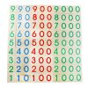 Wooden Number Cards 1 9000 Montessori Math Materials Early Educational Montessori Math Toys For Children Wooden 2