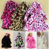 1 15 Type High Quality Fashion Handmade Clothes Dresses Grows Outfit Flannel coat for Barbie Doll dress (1)