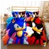3-dílné ložní povlečení Sonic