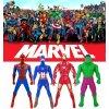 Rotační figurky hrdinů Marvel, 18 cm