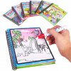 Montessori Coloring Book Doodle Magic Pen Painting Drawing Board For Kids Toys Magic Water Drawing Book 0