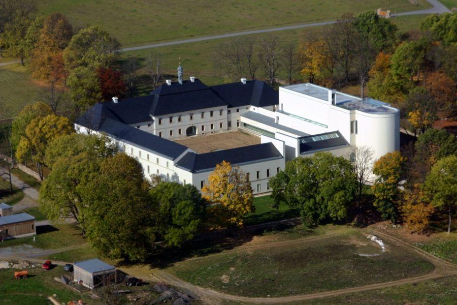 O klášterech - mužský trapistický klášter Nový Dvůr