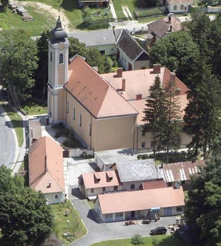 Více informací o klášteře Bakonybel