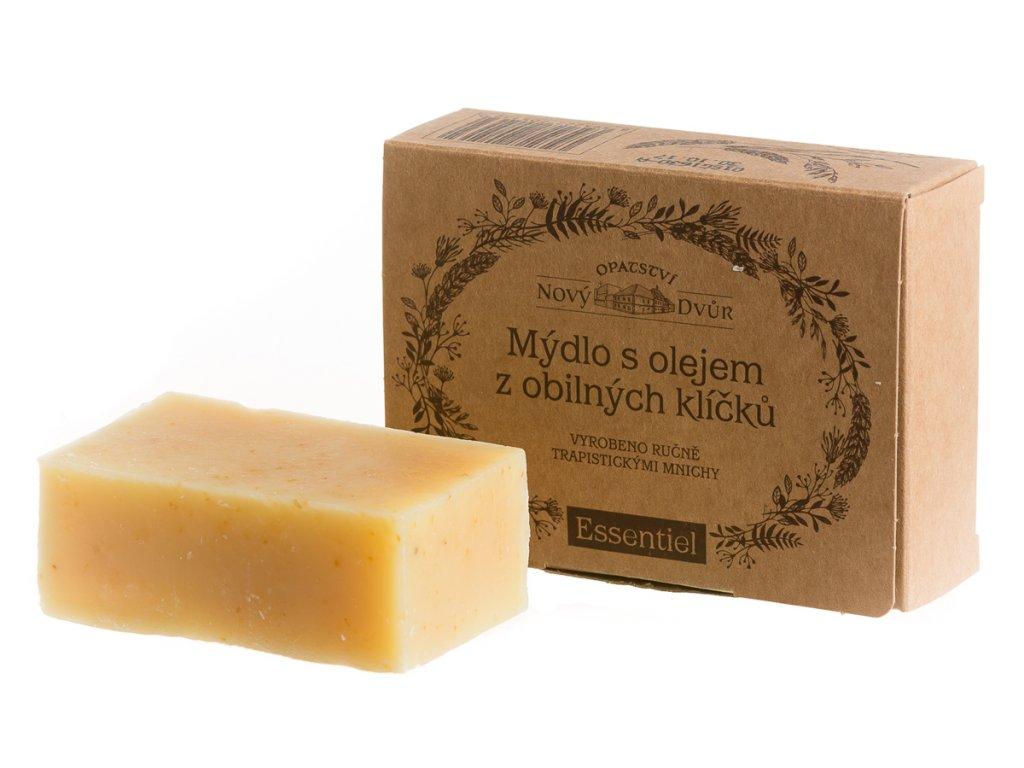 Trapistická mýdla - neparfemované - Essentiel