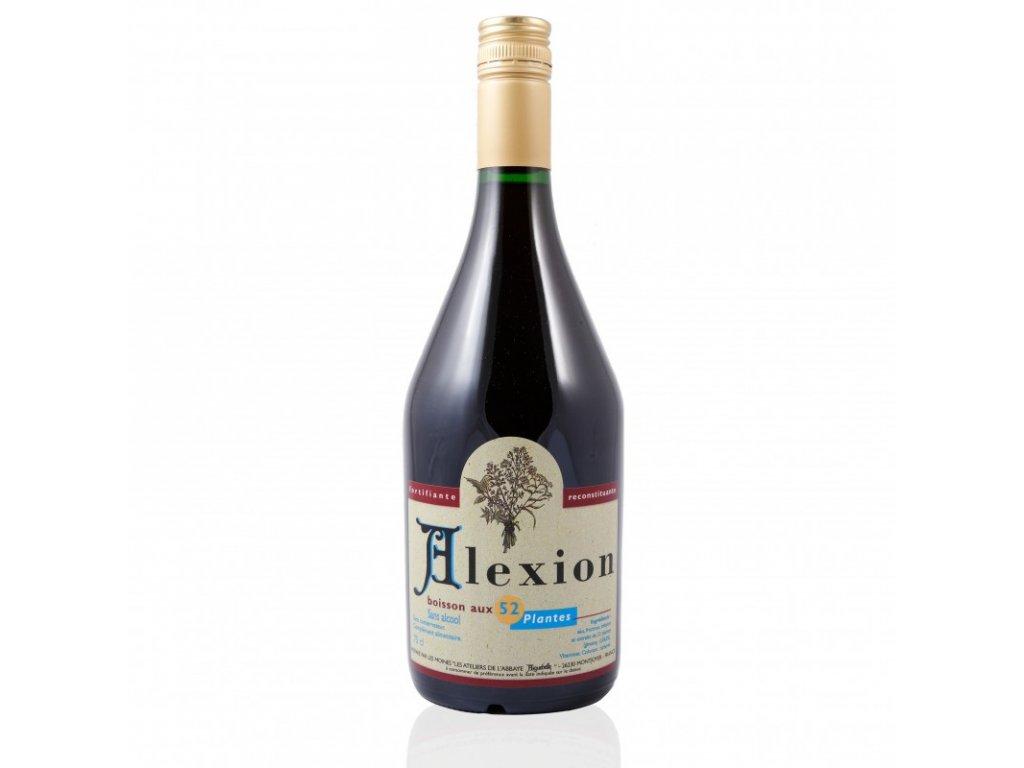 ALEXION prirodni bylinkovy aperitiv 750ml klaster