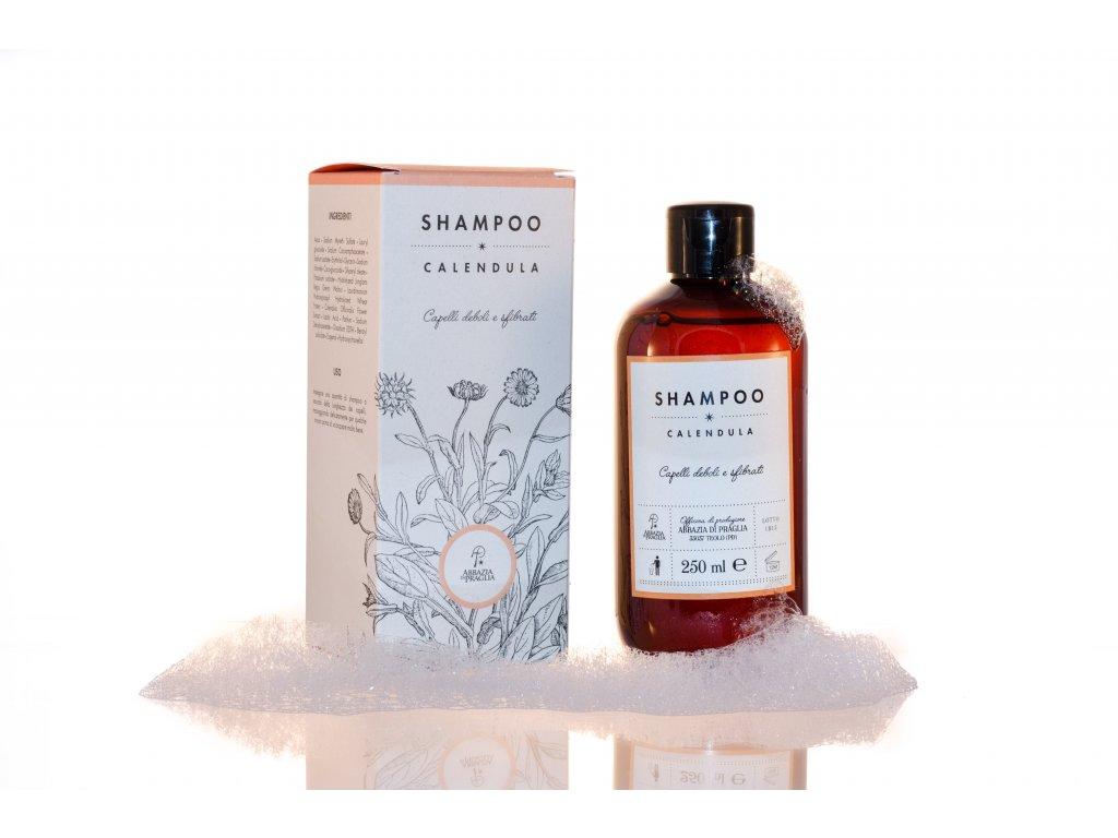 Shampoo Calendula mesicek