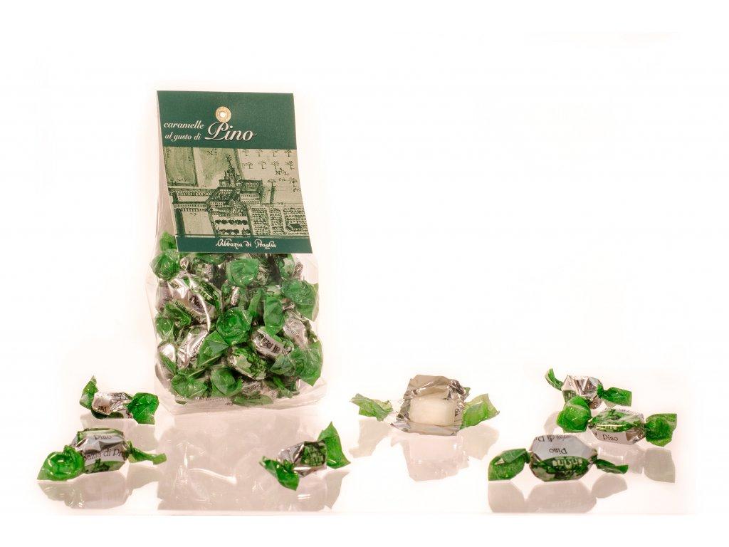 Borovicové bonbóny